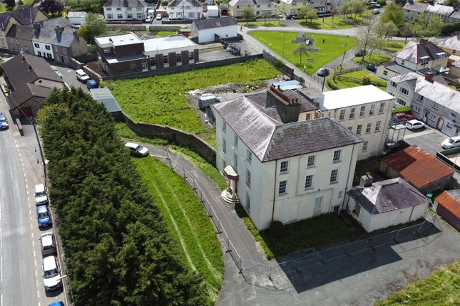 Thumbnail Detached house for sale in Broad Street, Llandovery, Carmarthenshire
