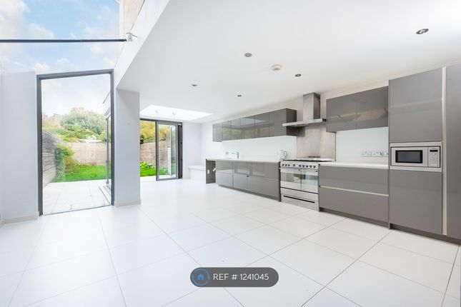 Thumbnail Terraced house to rent in Hazelbourne Road, London