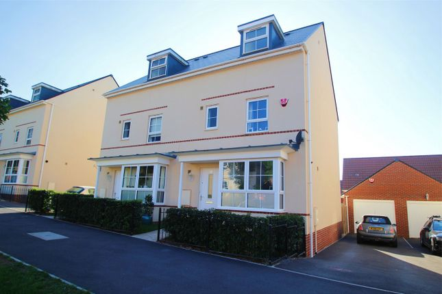 Thumbnail Semi-detached house to rent in Clayhill Drive, Brimsham Park, Yate, South Gloucestershire