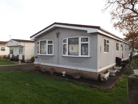 Thumbnail Mobile/park home for sale in Greenacres Park, Ram Hill, Coalpit Heath, Bristol