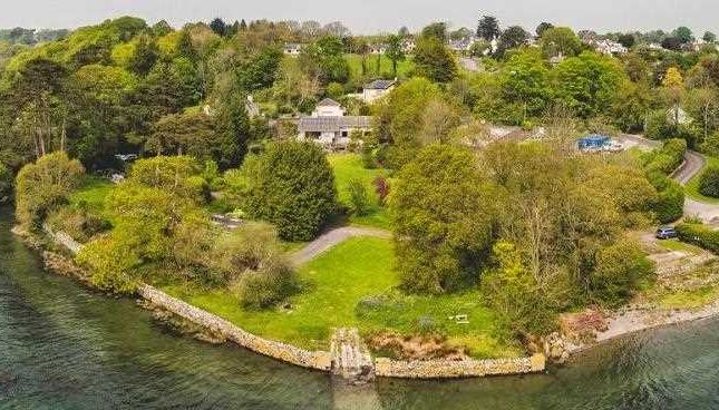 Thumbnail Detached house for sale in Cadnant Road, Menai Bridge