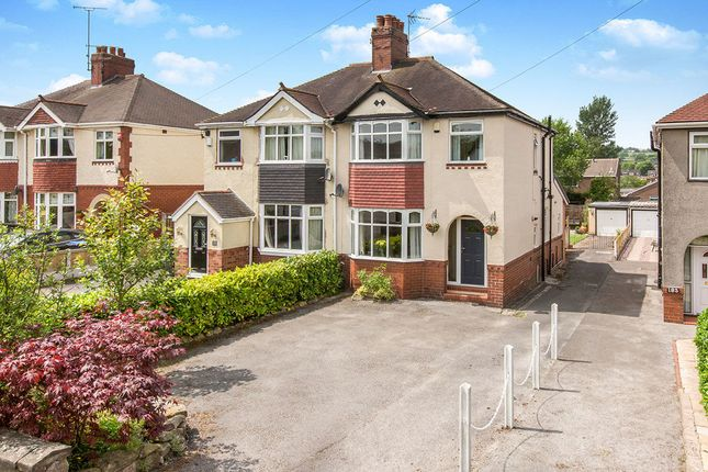 Thumbnail Semi-detached house for sale in Congleton Road, Biddulph, Stoke-On-Trent