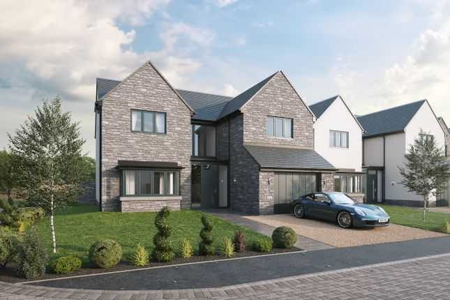 5 bed detached house for sale in Plot 7, The Caerphilly, Gower Heights, Upper Killay, Swansea SA2, Upper Killay, Swansea,