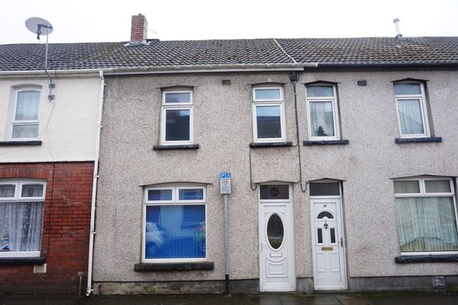 Thumbnail Terraced house for sale in Rectory Road, Crumlin, Newport