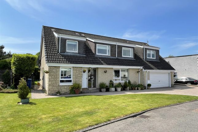 Thumbnail Detached house for sale in Gailes Park, Bothwell, Glasgow