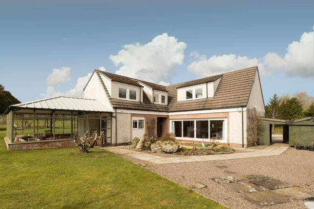 Thumbnail Detached house for sale in Tullyfergus, Alyth, Alyth, Perthshire