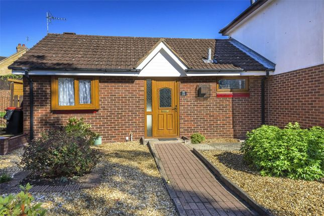Thumbnail Semi-detached bungalow for sale in Tynsley Court, Madeley, Telford, Shropshire