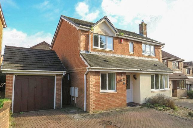 Thumbnail Detached house to rent in Kingfisher Close, Bradley Stoke, Bristol