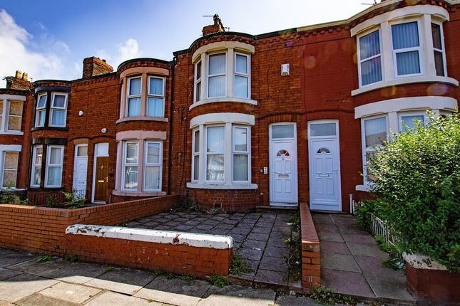Thumbnail Flat to rent in Suburban Road, Anfield, Liverpool