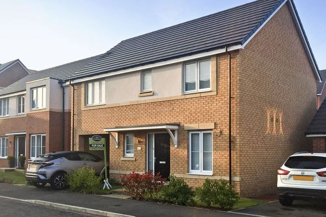 Thumbnail Detached house for sale in Tavern Close, Cramlington