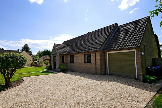 Thumbnail Detached house to rent in Oaksey, Malmesbury