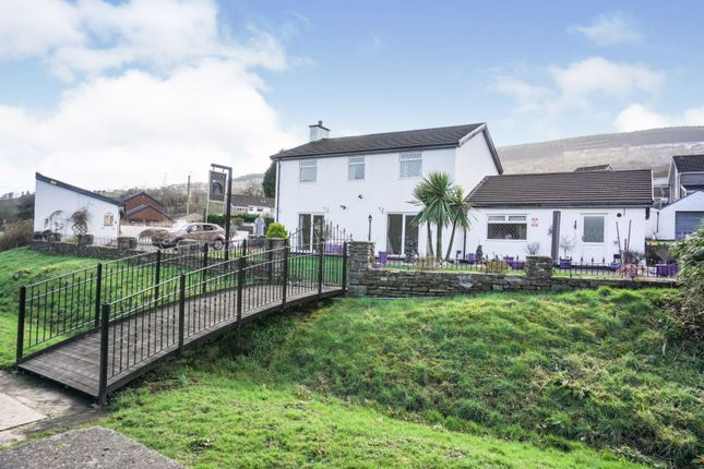 Thumbnail Detached house for sale in Canal Row, Merthyr Tydfil