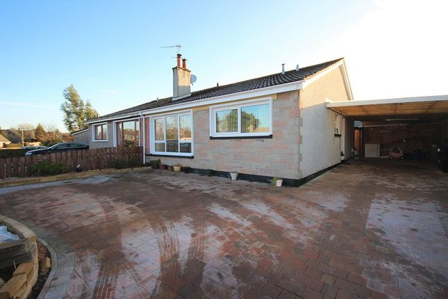 3 bed semi-detached house for sale in 15 Balnakyle Road, Inverness, Highland.