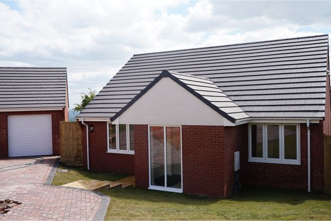 Thumbnail Detached bungalow for sale in Springfield Park, Clee Hill