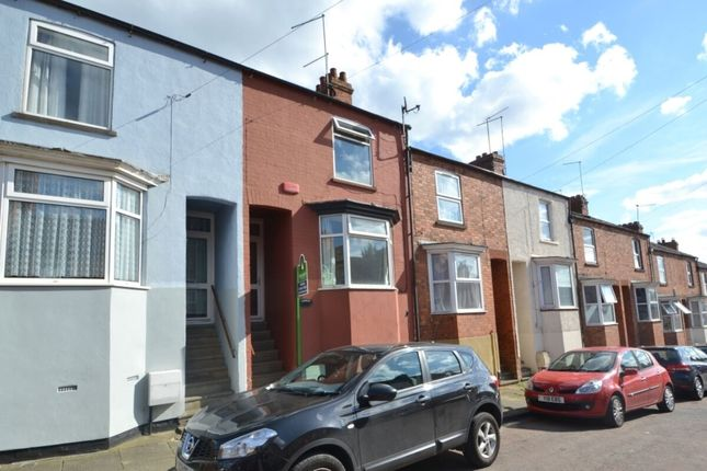 Thumbnail Terraced house to rent in Newington Road, Kingsthorpe, Northampton
