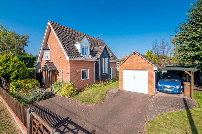 Detached house for sale in Kates Lane, Wetherden, Stowmarket