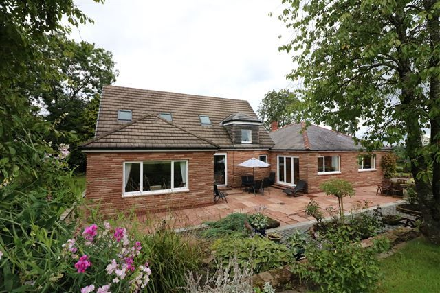 Thumbnail Detached house for sale in Broomfallen Road, Scotby, Carlisle, Cumbria