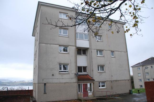 Thumbnail Flat to rent in Westfield Road, Port Glasgow