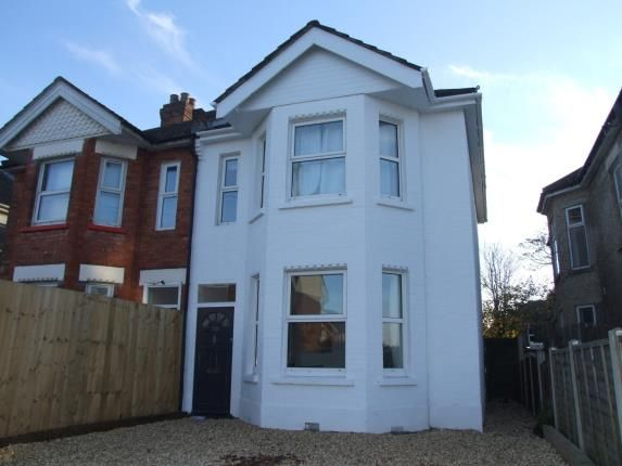 Thumbnail Semi-detached house for sale in Malmesbury Park Road, Bournemouth