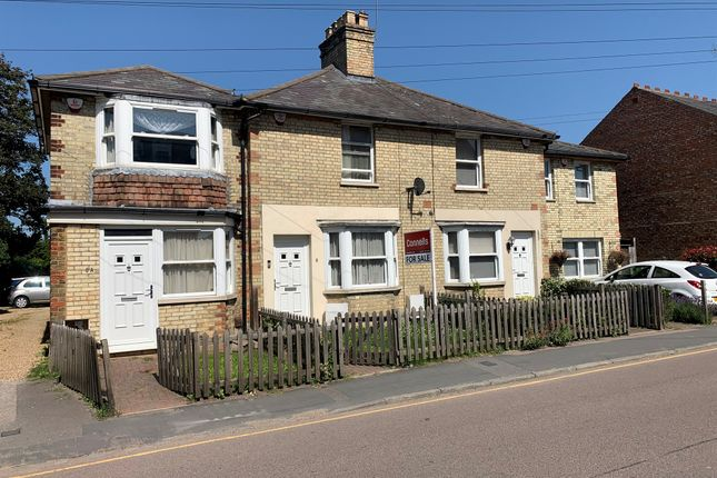 Thumbnail Terraced house for sale in Dellsome Lane, North Mymms, Hatfield