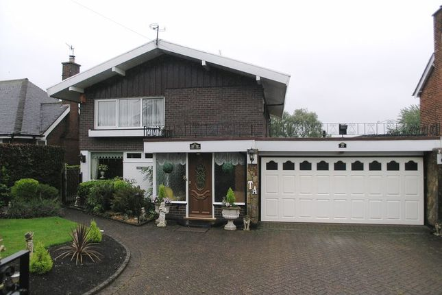 Thumbnail Detached house for sale in Mucklow Hill, Halesowen