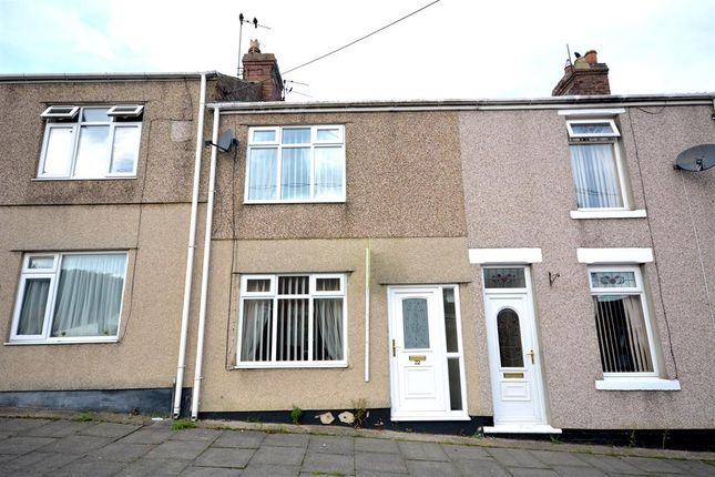 Thumbnail Terraced house for sale in Gurlish West, Coundon, Bishop Auckland