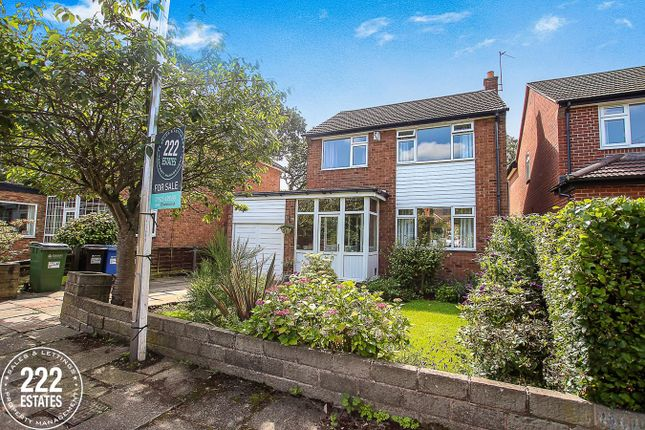Thumbnail Detached house for sale in Carstairs Avenue, Stockport