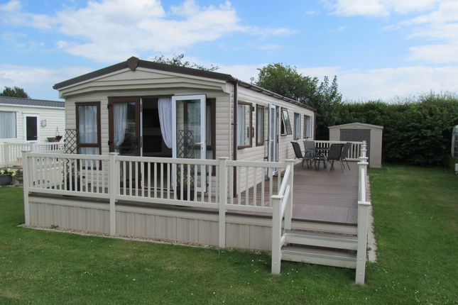 Thumbnail Mobile/park home for sale in Grange Country Park, Straight Road (Ref 5631), East Bergholt, Suffolk