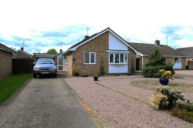Thumbnail Detached bungalow for sale in St. Johns Drive, Spalding