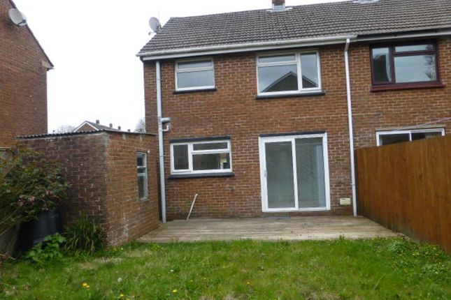 Thumbnail Property to rent in Ash Grove, Carmarthen