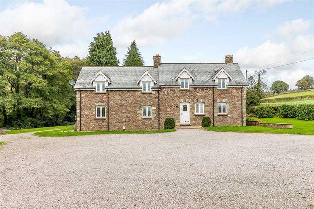 Detached house for sale in Hendrew Lane, Llandevaud, Newport