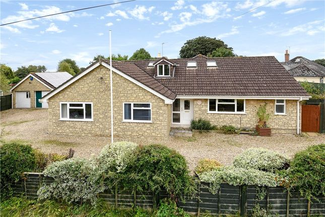 Thumbnail Detached bungalow for sale in Bradford Lane, Longburton, Sherborne
