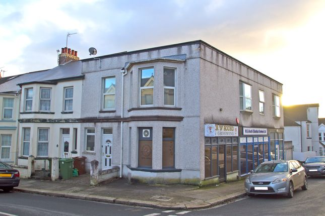 Thumbnail Flat for sale in Belair Road, Plymouth