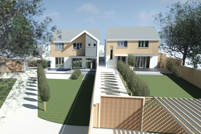 Thumbnail Detached house for sale in Looseleigh Lane, Derriford, Plymouth
