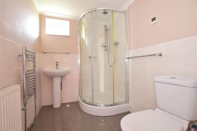 Shower Room of Rochester Crescent, Hoo, Rochester, Kent ME3