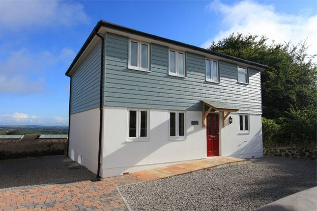Thumbnail Detached house for sale in Treverbyn Road, Stenalees, St Austell, Cornwall