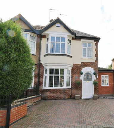 Thumbnail Semi-detached house for sale in Clovelly Road, Wyken, Coventry