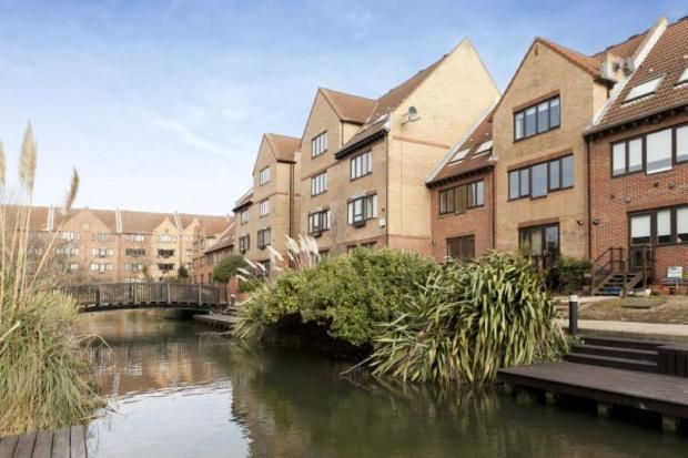 4 bed town house to rent in Leerdam Drive, London