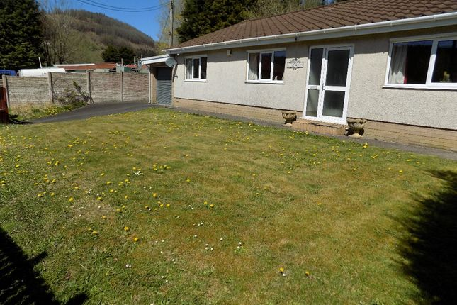 Thumbnail Bungalow for sale in Jokade, Duffryn Road, Abertillery. NP131Hj.