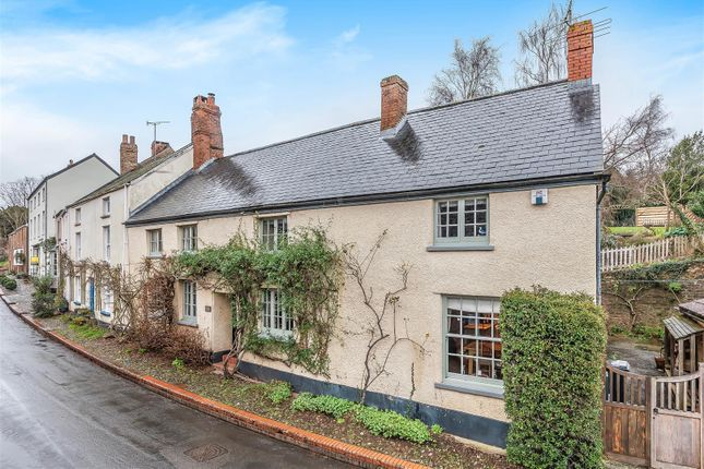 Thumbnail End terrace house for sale in Fore Street, Milverton, Taunton
