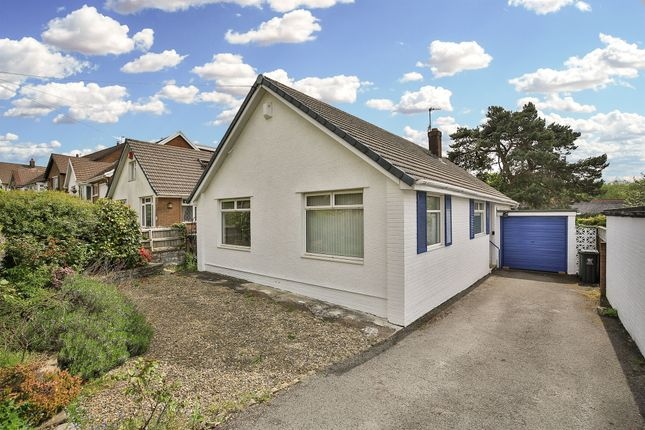Thumbnail Detached bungalow for sale in Llwyn Onn, Pantmawr, Cardiff