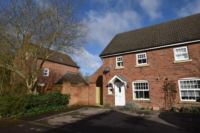Thumbnail Semi-detached house to rent in Tayberry Grove, Mortimer, Reading