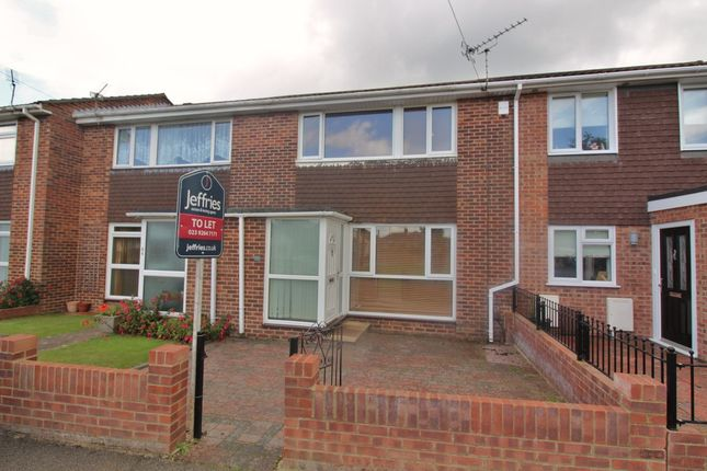 Thumbnail Terraced house to rent in Cornaway Lane, Fareham