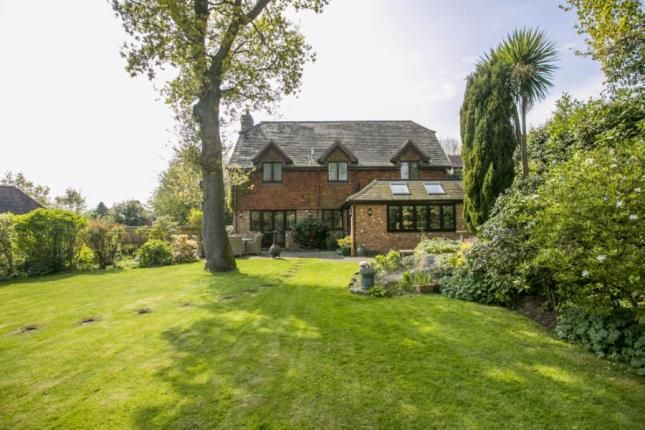 Thumbnail Detached house for sale in Sandy Cross, Heathfield, East Sussex