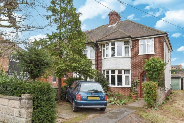 Thumbnail Semi-detached house for sale in Radley Road, Abingdon