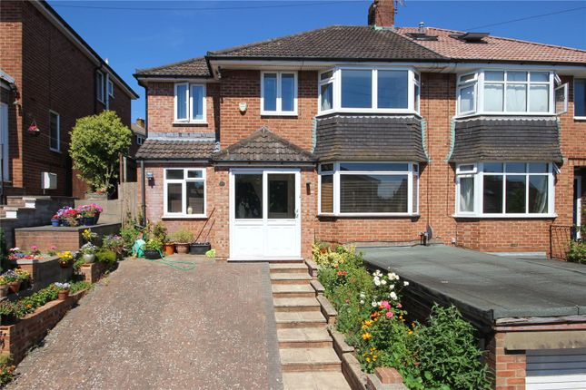 Thumbnail Semi-detached house for sale in Falcon Close, Westbury-On-Trym, Bristol