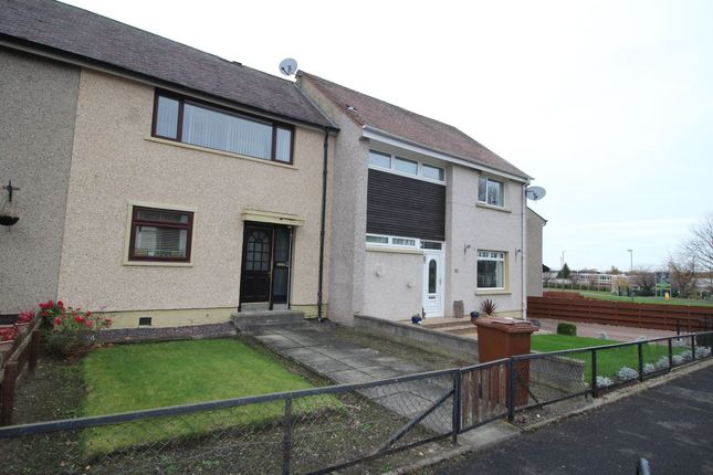 Thumbnail Terraced house to rent in Cowden Crescent, Dalkeith