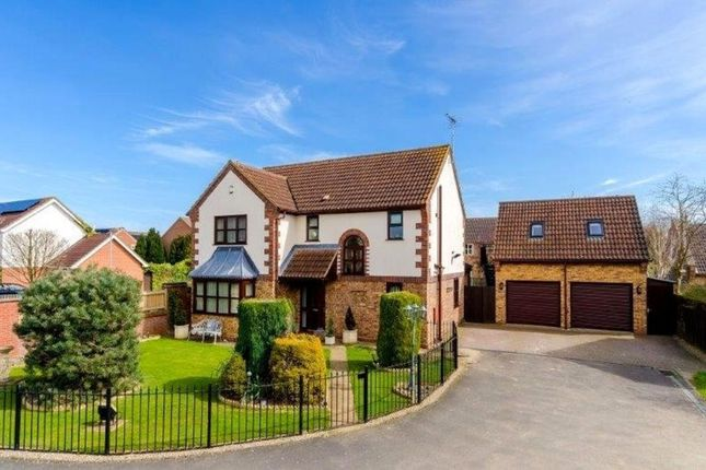 Thumbnail Detached house for sale in Estella Way, Spalding