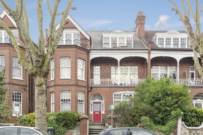External of Queens Avenue, London N10