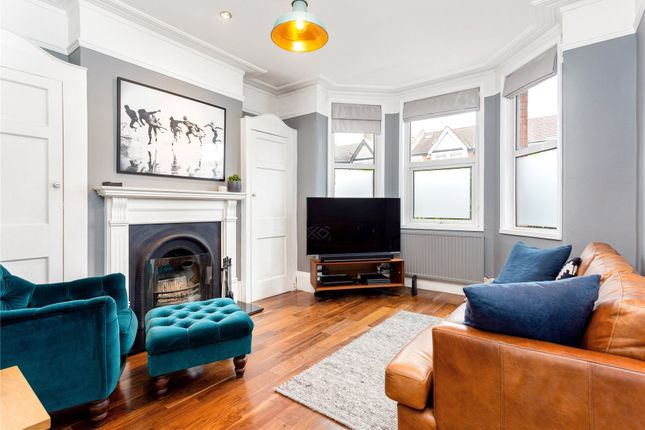 Thumbnail Terraced house for sale in Homecroft Road, London